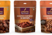 Winter Special: Cornitos California Almonds in 3 enchanting flavors