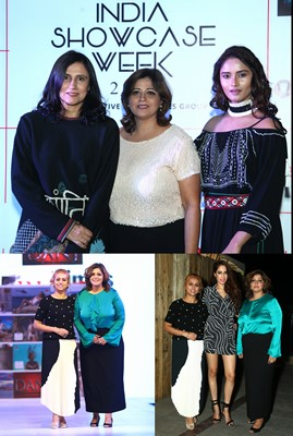 Cleopatra salon & makeovers headed by ace makeover expert Richa Agarwal stole the show during gala fashion showcasing of India Lifestyle Fashion Week.