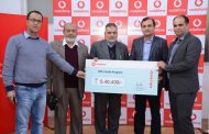 VODAFONE CONTINUES ITS LEGACY OF EMPOWERING UNDERPRIVILEDGED CHILDREN IN KASHMIR AS PART OF RAMZAN INITIATIVE