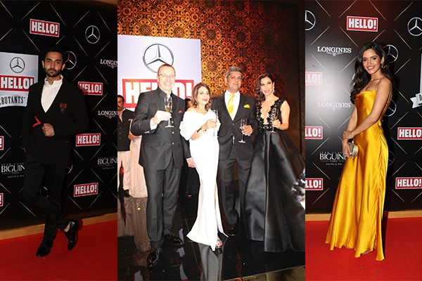 MERCEDES BENZ HELLO! DEBUTANTS' BALL 2018 HOSTED BY HELLO! INDIA