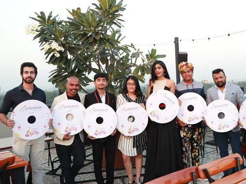 'Pehli Goonj' – album of songs by young stars launched
