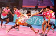 Vivo Pro Kabaddi : Puneri Paltan lose to Jaipur Pink Panthers