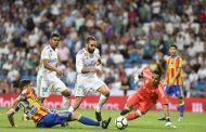 DRAMA AND EXCITEMENT GUARANTEED WHEN HISTORIC LALIGA RIVALS REAL MADRID AND VALENCIA MEET