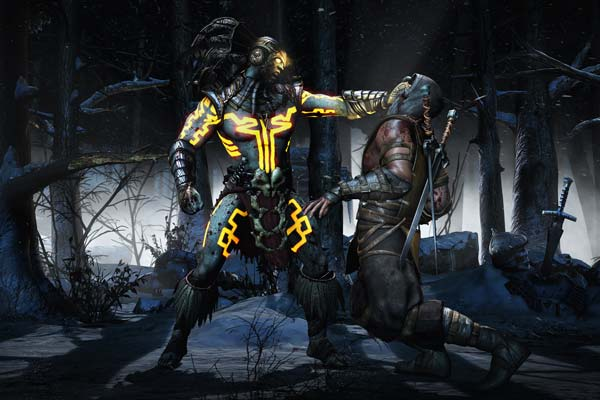 Mortal Kombat X: More than 100 Brutalities in the game