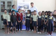 Seagate Donated Rs. 1,60,800 and five Data Storage drives worth Rs. 49,600  to  Akanksha Foundation