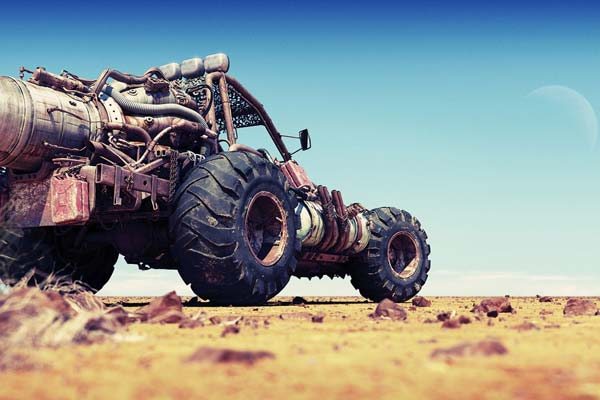 Get Muddy at Off Road Expo @ Amanora Town Centre, Pune