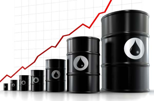 Global Crude oil price of Indian Basket was US$ 46.66 per bbl on 25.08.2016