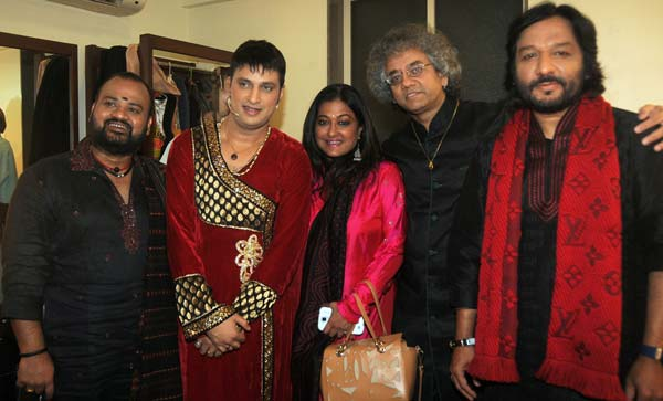 Amalgam of Classical Dance, Percussion and Vocal Prowess of RU-BA-RU- The Soul of Fusion spearheaded by Sandeep Mahavir