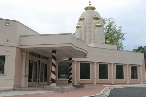 Hindu temple vandalised in US; Vandals used bricks to break several windows