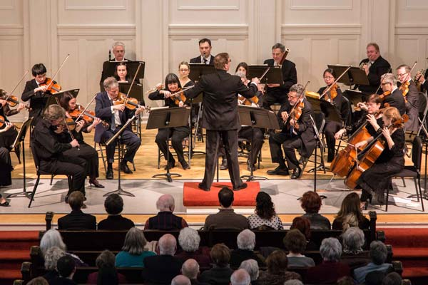 New Chicago Philharmonic Mentorship Program to create partnership with Old Orchard Junior High
