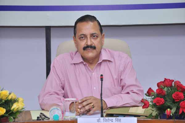 Dr. Jitendra Singh invites private healthcare initiatives for Northeast