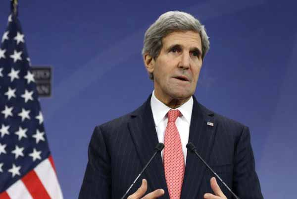 John Kerry heads to Britain amid Brexit crisis