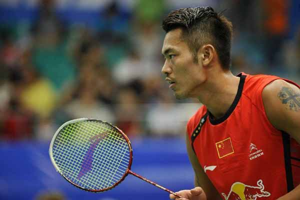Rio 2016 Badminton Test Event: Lin Dan star attraction