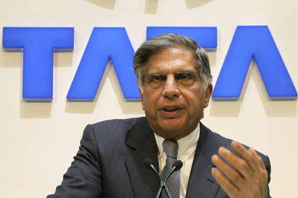 Ratan Tata hints at making JLR brand in India, says JLR's future bright