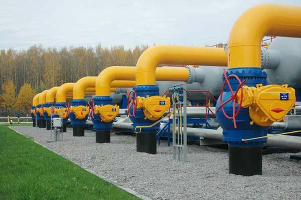 Russia, Ukraine ink deal to supply gas to Europe