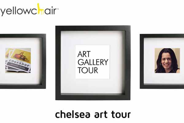 Private art tour of chelsea in NYC
