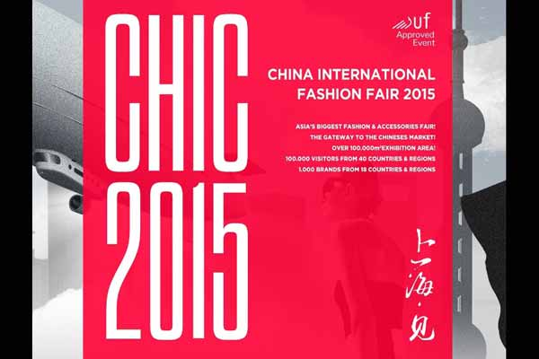 CHIC2015: The biggest and most influential fashion fair in Asia-Pacific