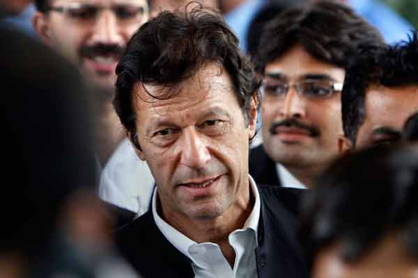 Imran Khan fined 50K for not appearing in court in defamation case