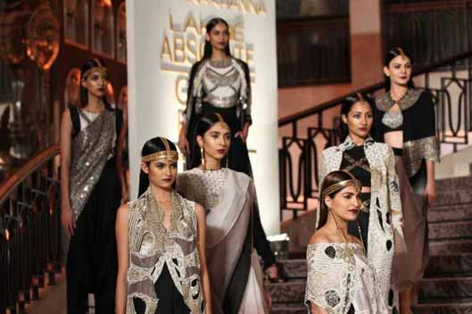 LFW 2015: A spectacular Grand Finale by Anamika Khanna