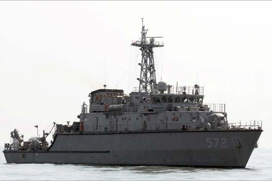 Defence Ministry approval to buy 12 mine counter-measure vessels for Navy