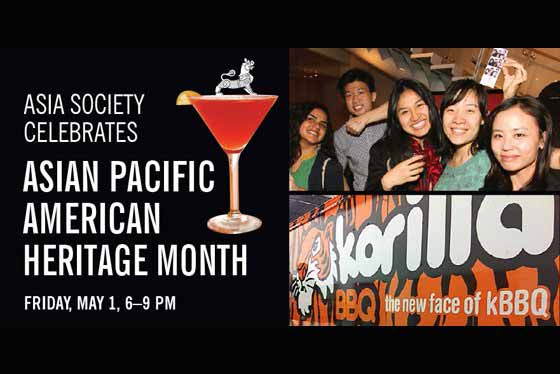 Celebrate Asian Pacific American Heritage Month