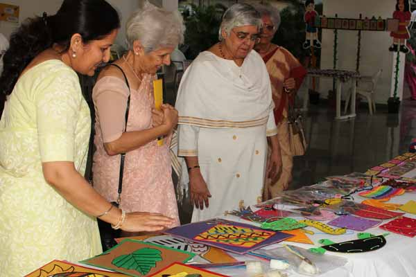 Thought Bubble - Two day Teacher's Seminar held at Sadhu Vaswani Mission, Pune