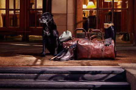 Range of exclusive leather goods launched by Gleneagles Hotel