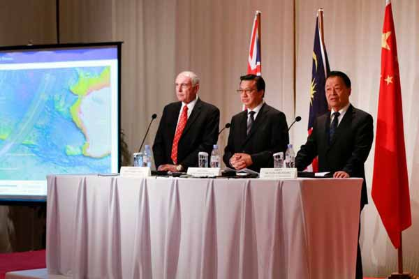 Flight 370: Search area to be doubled if plane not found