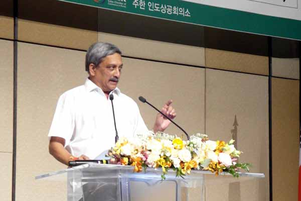India and South Korea hold high level defence talks
