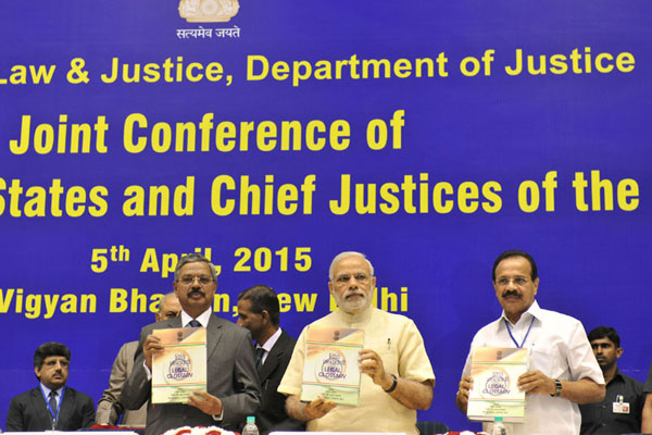 3 cr cases pending: CJI HL Dattu says trial to complete within five years