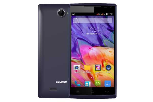 "Celkon launches Campus A518 with 5"" jumbo display"