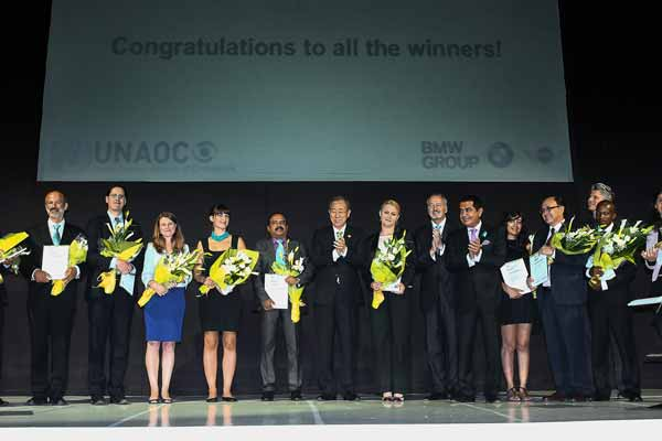 United Nations Alliance of Civilizations and the BMW Group launch search for innovative projects