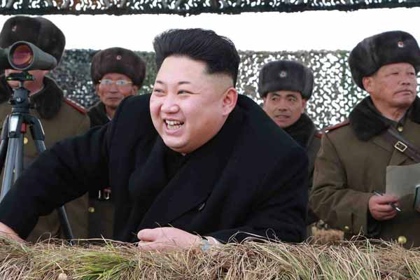 Two powerful, mid-range missiles test fired by North Korea