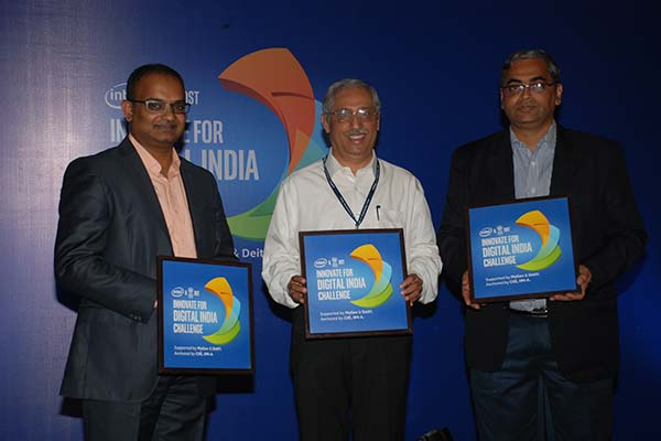 Intel and the Department of Science and Technology call for entries for the 'Innovate for Digital India' Challenge