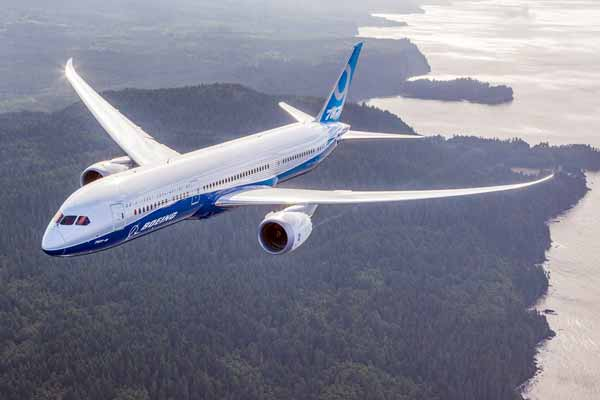 Garuda Indonesia order for 30 Boeing Dreamliners