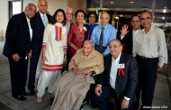 Rev. Dada J. P. Vaswani addressed a diverse audience Stay Connected in Chicago