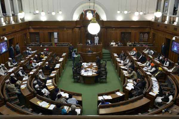 AAP government approved salary hike of MLAs