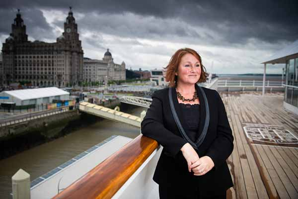 CruiseBritain appoints Angie Redhead as cruise and operations manager