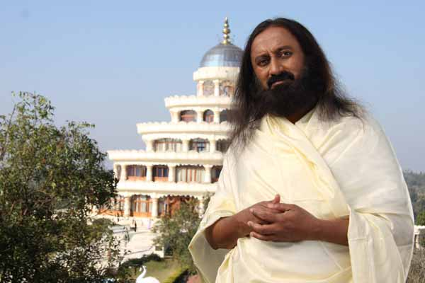 PM congratulates Spiritual leader, Sri Sri Ravi Shankar, on being conferred with Columbia's highest civilian award