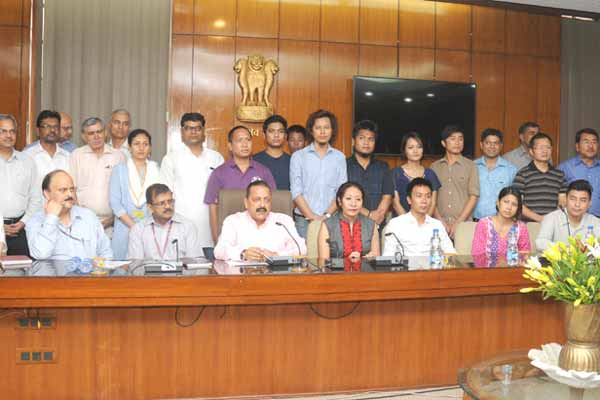 Northeast students to participate in 'Rashtriya Avishkar Abhiyan'