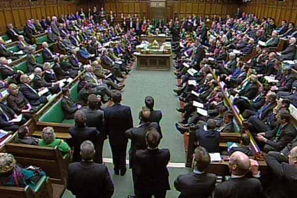 British MPs prepare to vote on launching air strikes against Isil in Syria