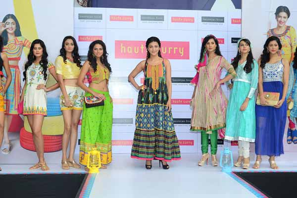 Shoppers Stop launches the latest collection from its exclusive brand 'Haute Curry'