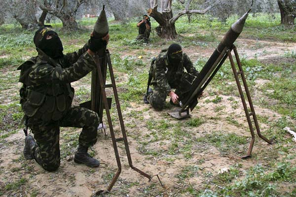 Missile attack on Israel; IS faction claims responsibility
