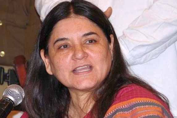 Maneka Gandhi holds meeting with ICCW to discuss their problems