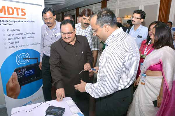J P Nadda: Government places highest priority on strengthening the health sector