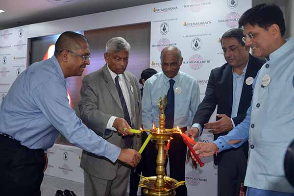 Tata Medical Center inaugurates 'Premashraya' residential facility for underprivileged cancer patients and relatives