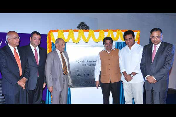 TCS to set up FC Kohli Center on Intelligent Systems at IIIT Hyderabad