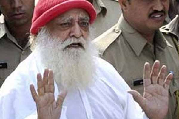 Self-styled godman Asaram planned attack on a witness: Police