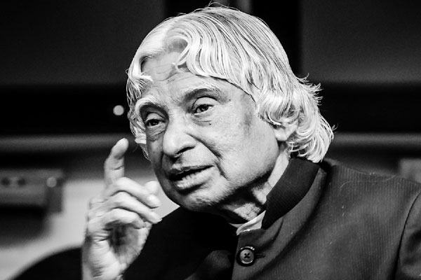 People's President Kalam; and some shocker news