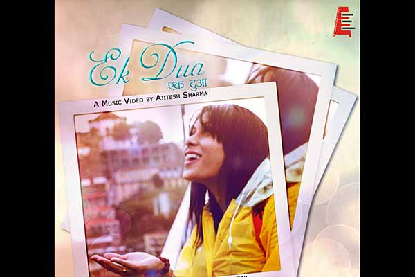 """For the first time ever the protagonist in the Indian Sufi Song """"EK DUA"""""""